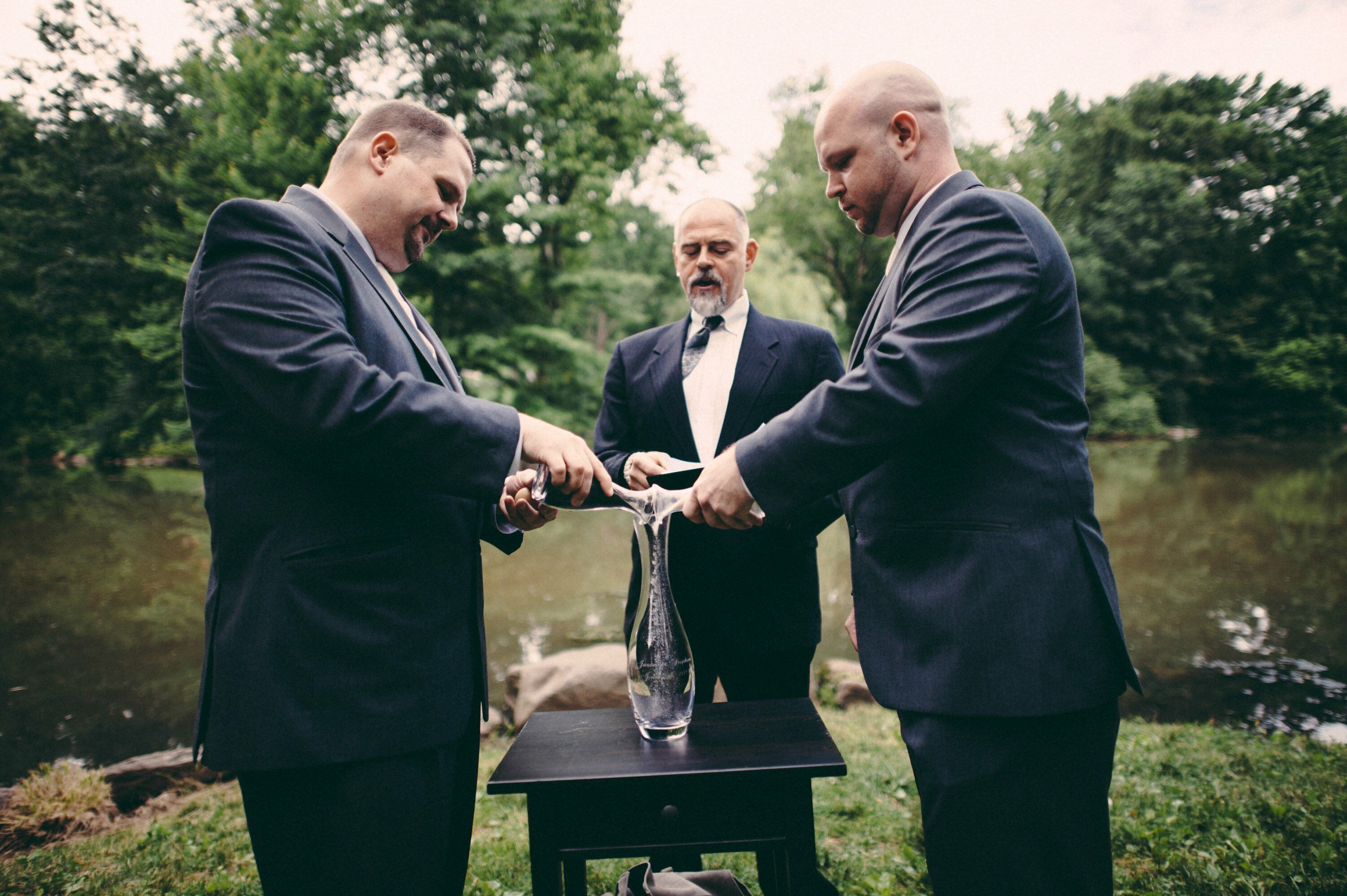 Non Traditional Wedding Ceremony Ideas: Non-Traditional Unity Ceremony