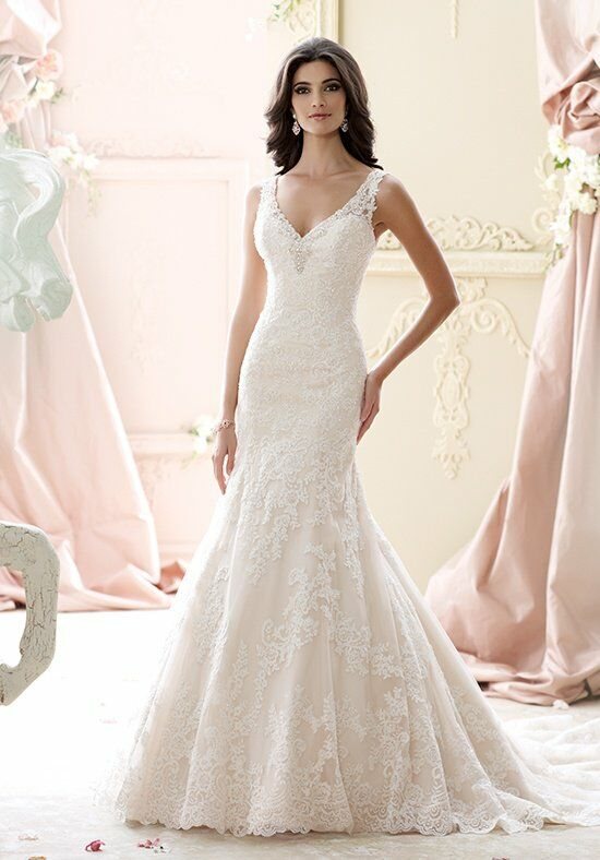 David Tutera for Mon Cheri 215266 - Murron Wedding Dress photo