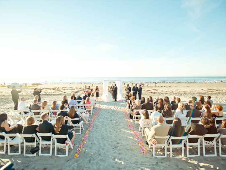 Beach Weddings in San Diego