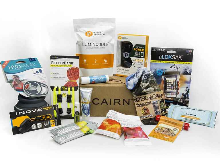 Cairn summer box products