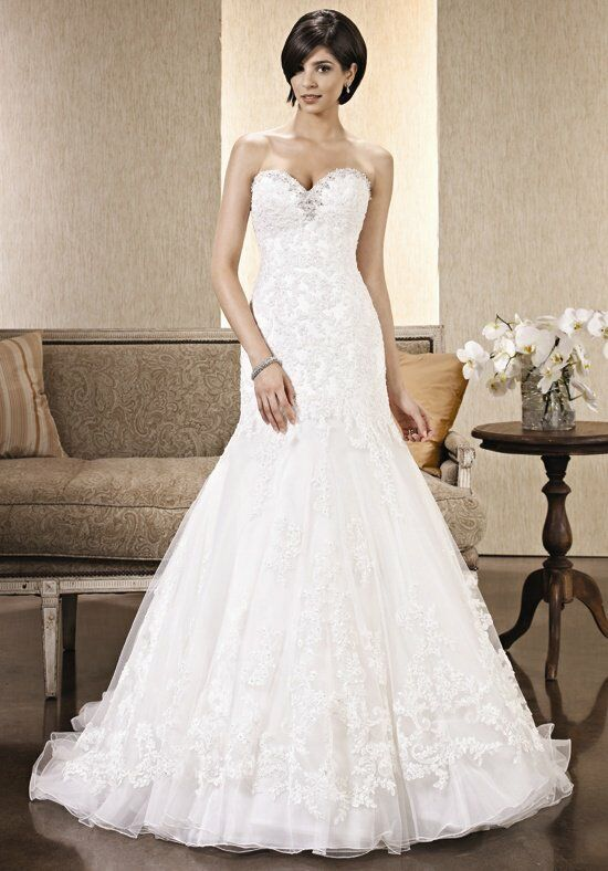 Kenneth Winston: Premiere LV102 Wedding Dress photo