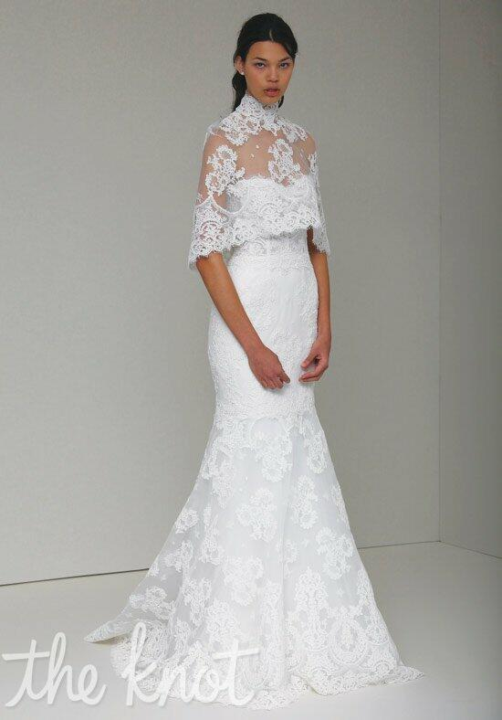 Monique Lhuillier Arielle Wedding Dress photo