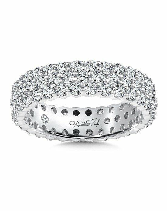 Caro 74 CR757BW-6.5 Wedding Ring photo