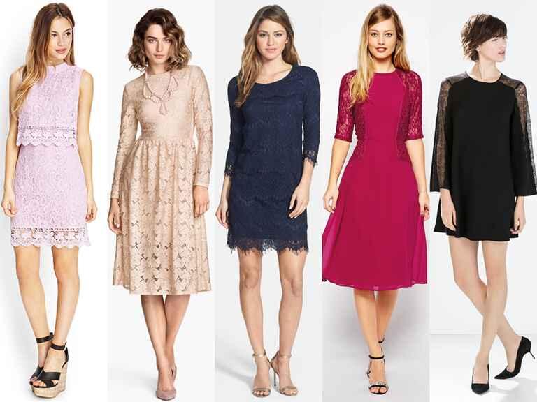 Cheap Wedding Dresses Lace: Cheap Bridesmaid Dresses: 55 Bridesmaid Dresses Under $100