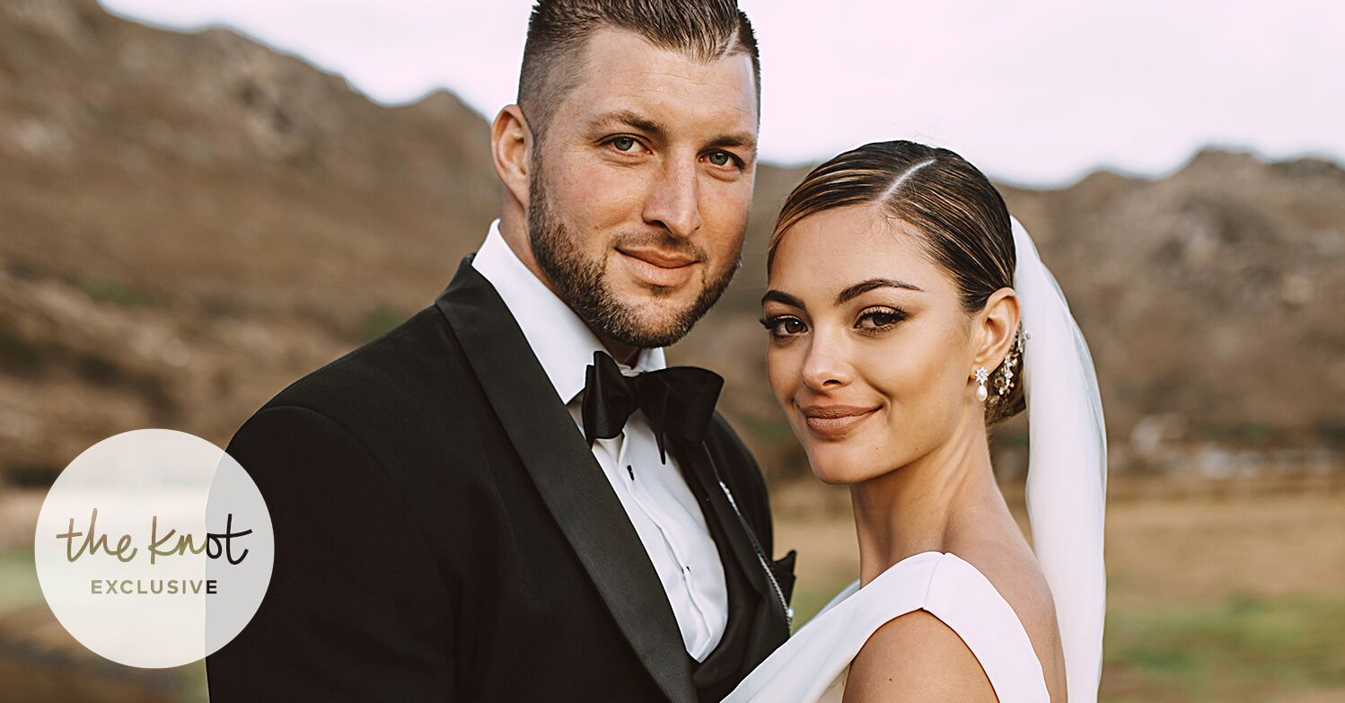 Tim Tebow S Wedding To Demi Leigh Nel Peters See The Photos