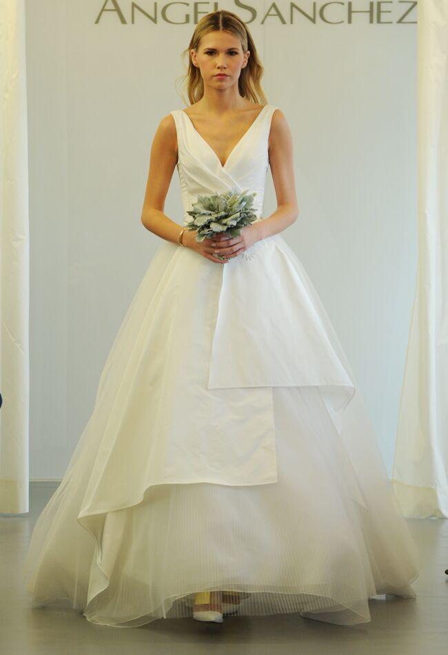 Angel Sanchez Fall 2015 Wedding Dresses