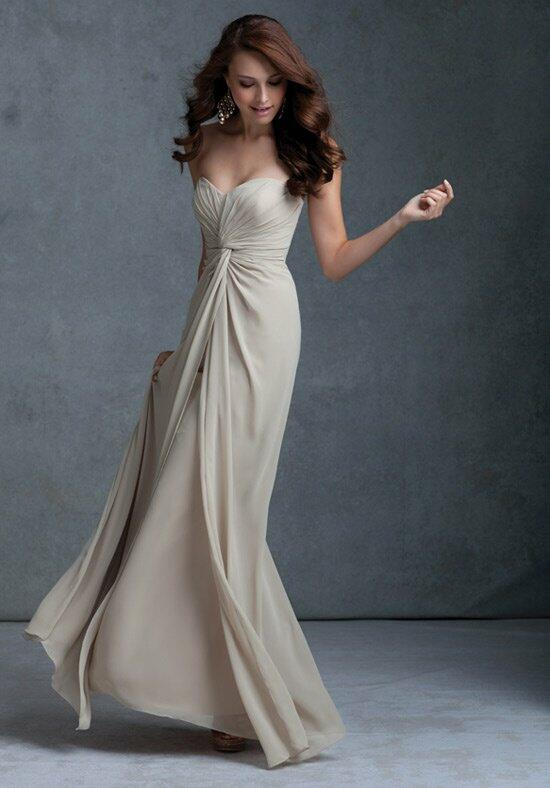 Mori lee by madeline gardner bridesmaids 675 bridesmaid for Wedding dresses the knot