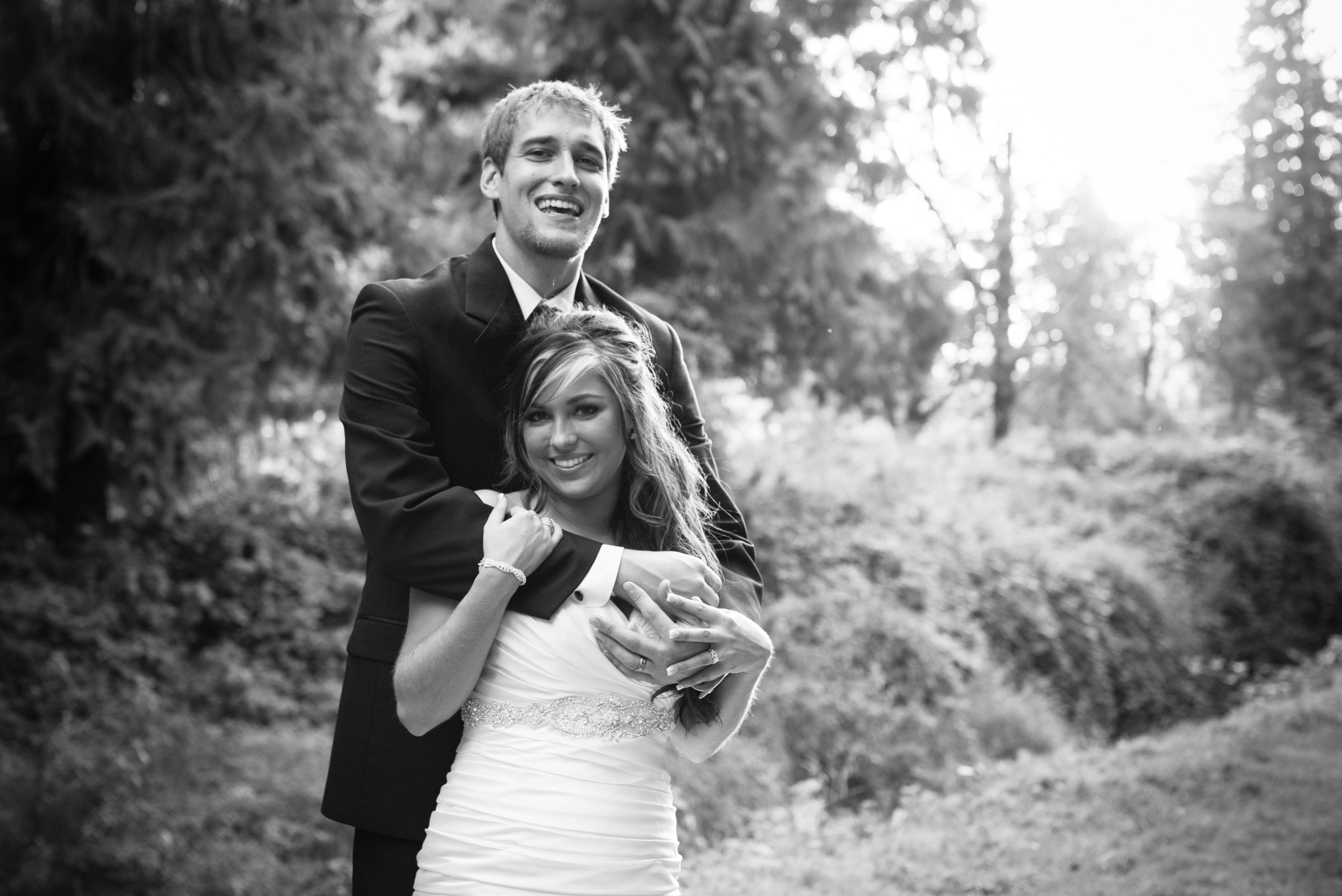 A Colorful Rustic Wedding At Cedarville Lodge In Gresham Oregon