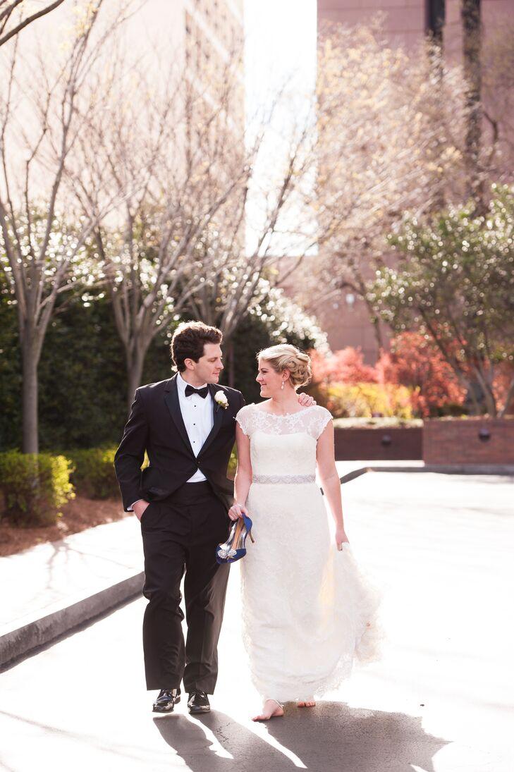 A Formal Downtown Wedding at The Georgian Terrace Hotel in Atlanta