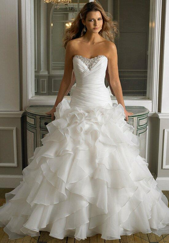 Moonlight Collection J6241 Wedding Dress photo