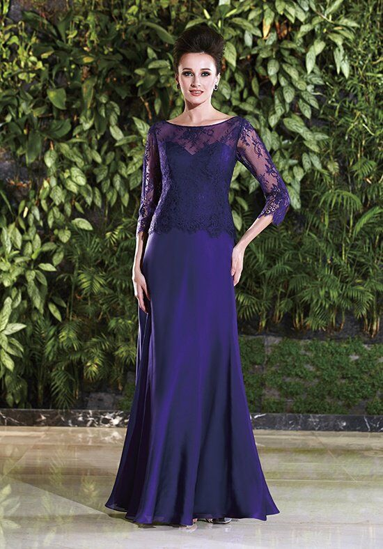 Jade Couture K168017 Mother Of The Bride Dress photo