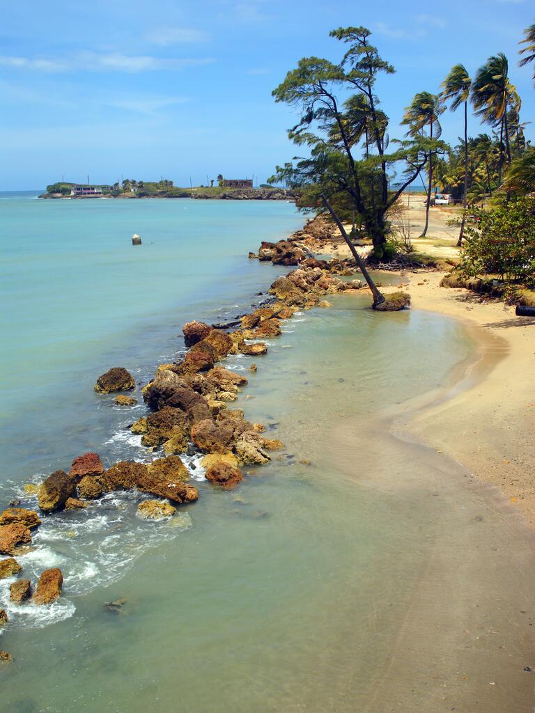 Caribbean wedding destination: Puerto Rico