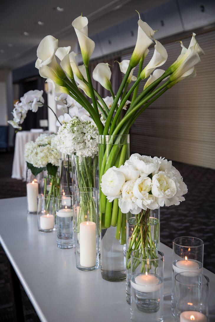 A chic modern wedding at the kimmel center in philadelphia