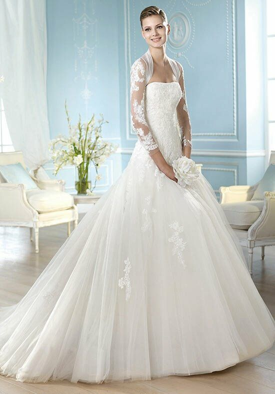 ST. PATRICK Glamour Collection - Halivert Wedding Dress photo