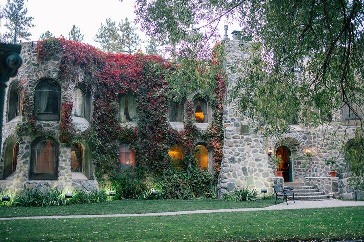 Dunafon Castle In Idledale Colorado Wedding Venue