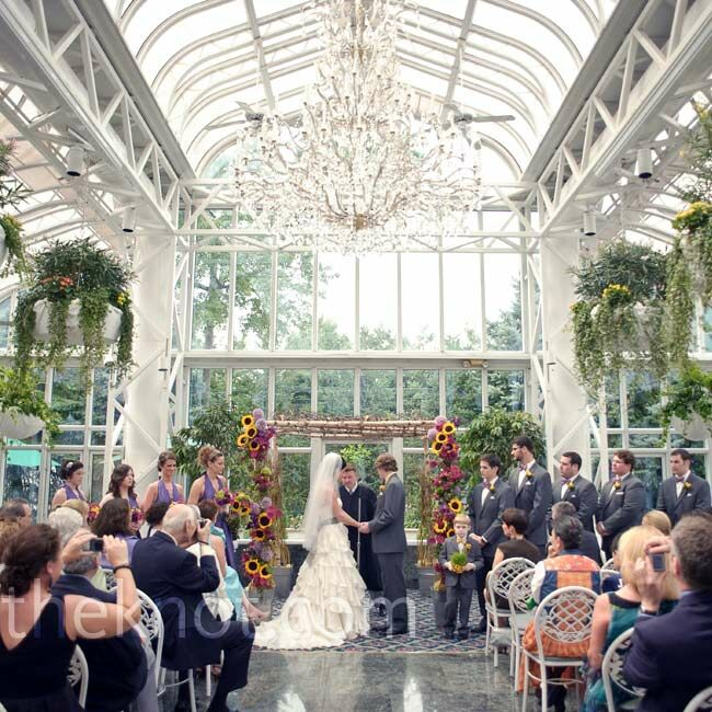 Wedding Floral Packages Nj : The conservatory at madison hotel wedding