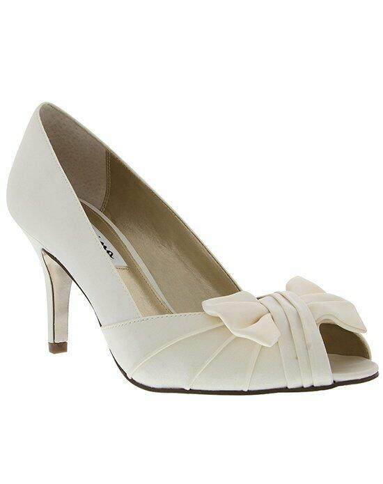 Nina Bridal FORBES_IVORY_MAIN Wedding Shoes photo