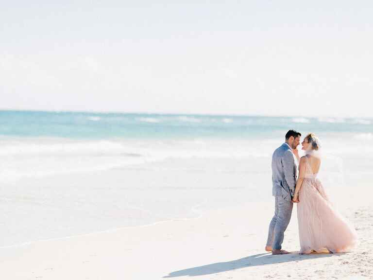 Real Couples Are Choosing Destination Weddings