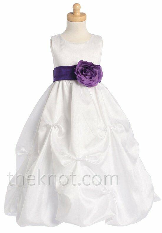Pink Princess BL212 Flower Girl Dress photo