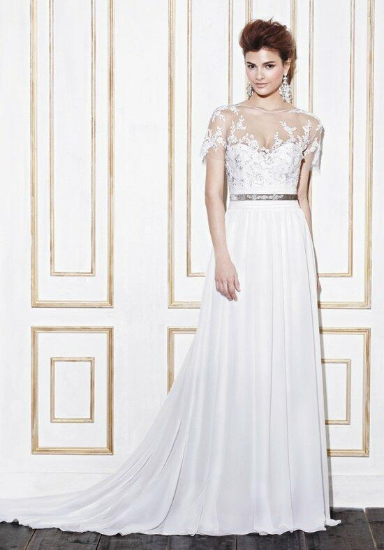 Blue by Enzoani Gemena Wedding Dress photo