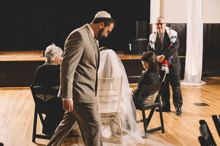 Jewish circling wedding tradition in charlotte north carolina for Traditions charlotte nc