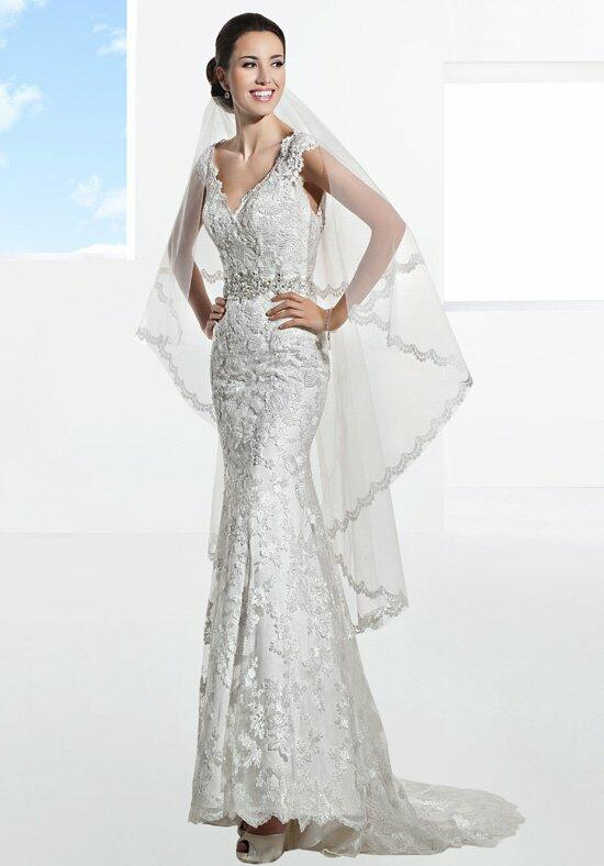 Demetrios 1460 Wedding Dress photo