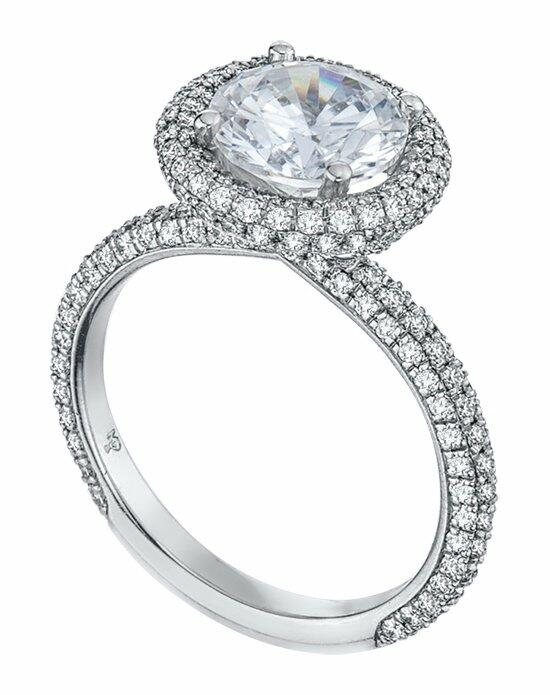 Platinum Engagement and Wedding Ring Must-Haves Mark Patterson Platinum & Diamond Engagement Ring Engagement Ring photo