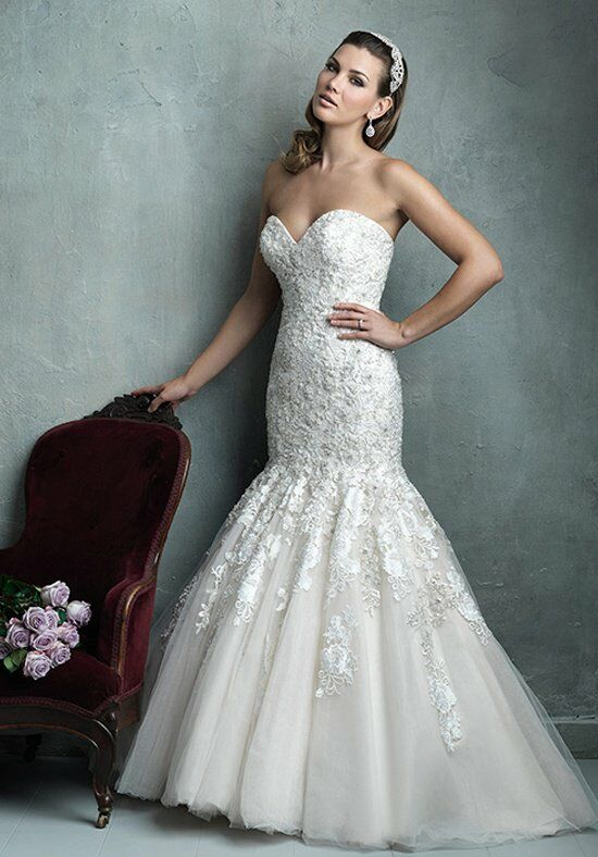 Allure Couture C331 Wedding Dress photo