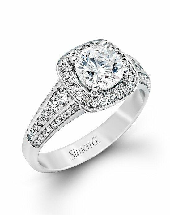 Simon G. Jewelry MR2341 Engagement Ring photo