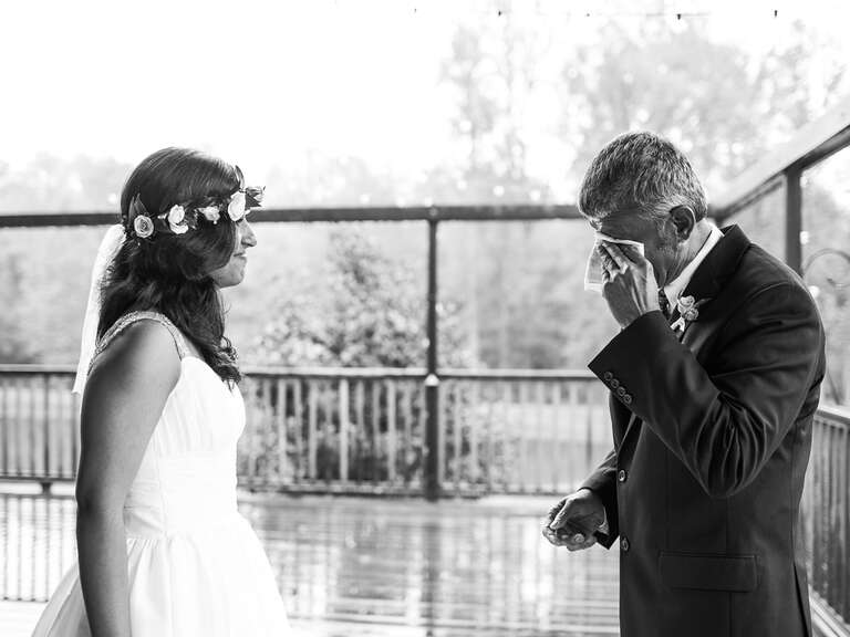 The Best Ways To Include Your Dad In Wedding Planning