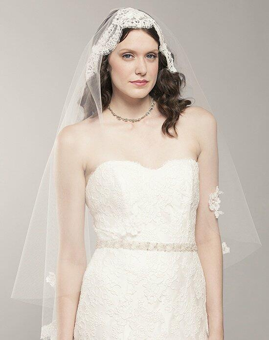 Laura Jayne Giulianna Mantilla Lace Veil Wedding Veils photo