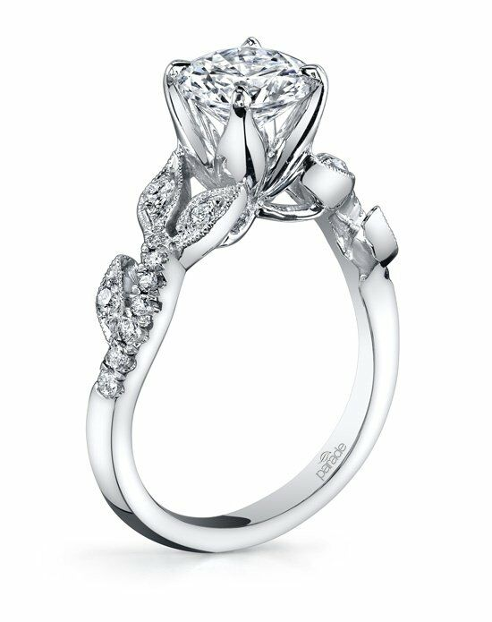Parade Design Style R3157 from the HERA Collection Engagement Ring photo