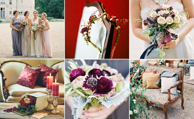 Fall Wedding Trends Promo