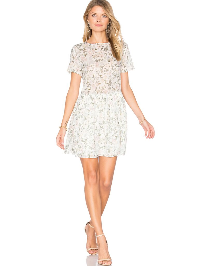 15 floral dresses perfect for summer wedding guests for Dresses for weddings guest summer