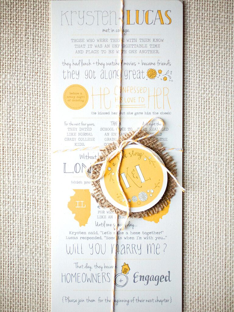 15 Unexpected Invite Trends Youll Love