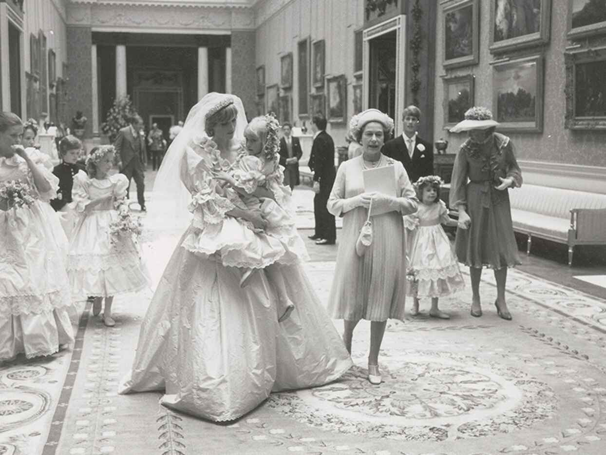 12 Never-Before-Seen Photos of Princess Diana and Prince Charles's 1981 Wedding
