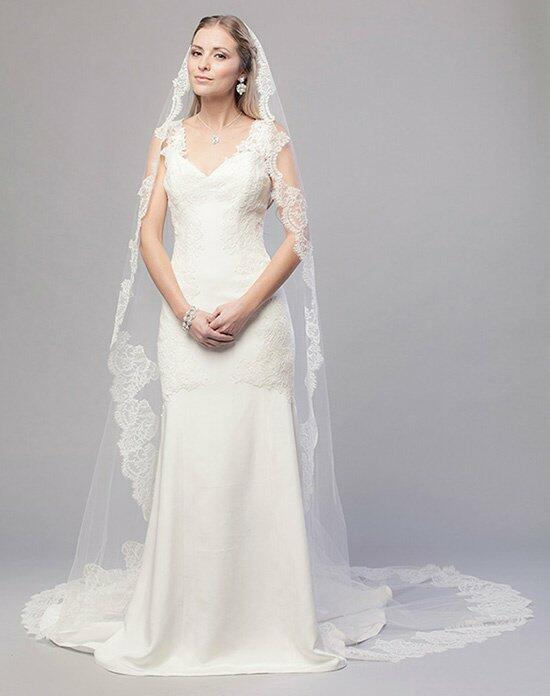 Laura Jayne Mary Mantilla Lace Veil Wedding Veils photo