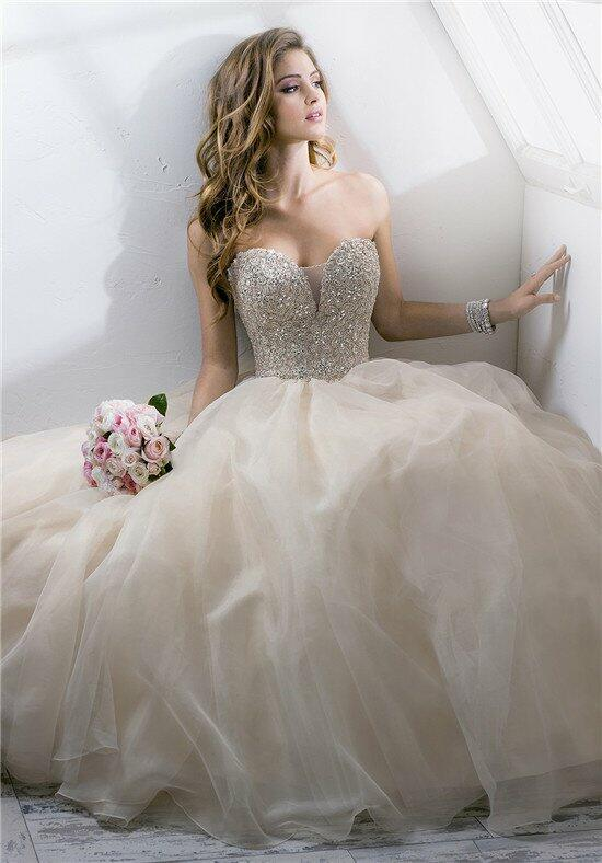 Sottero and Midgley Angelette Wedding Dress photo
