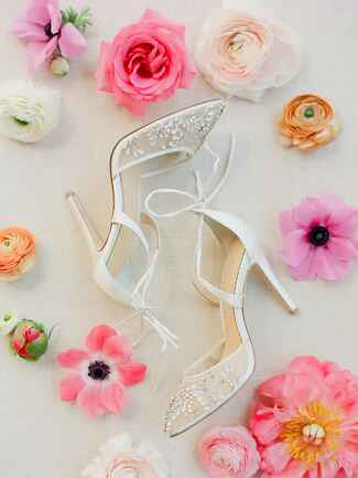 Shoes  must have photo to take at your wedding