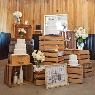 A Farm Wedding in Batesville