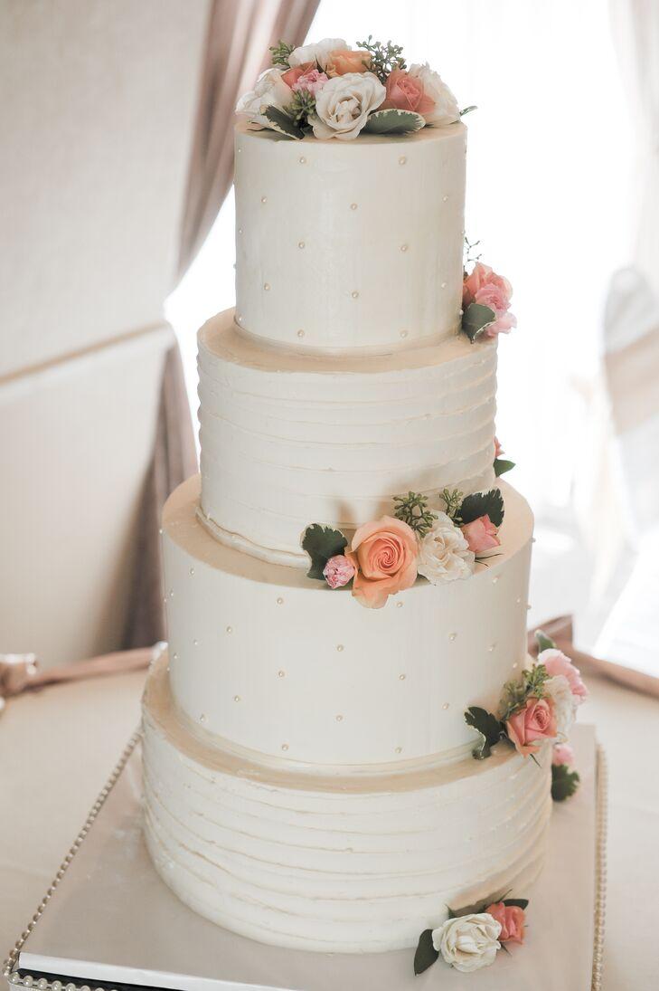 Michigan Tiered Cake