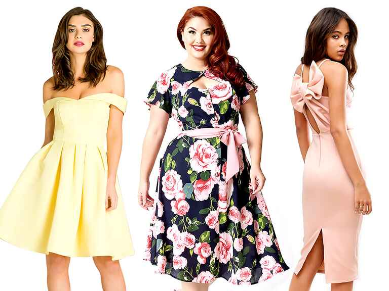 What to wear to a spring wedding 46 spring wedding guest for Dresses to wear to a wedding in may