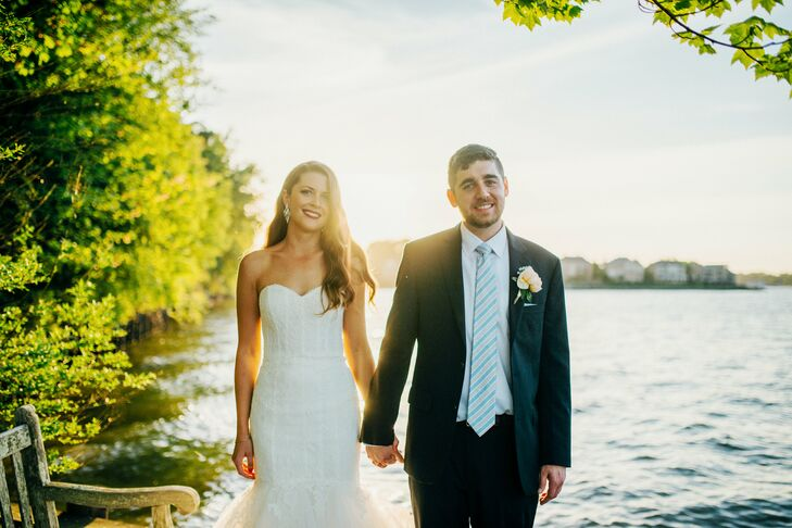 A Vintage Garden Wedding At Historic London Town And Gardens In Edgewater,  Maryland