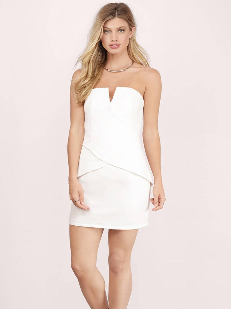 Bachelorette Party Dresses White To Shop Now