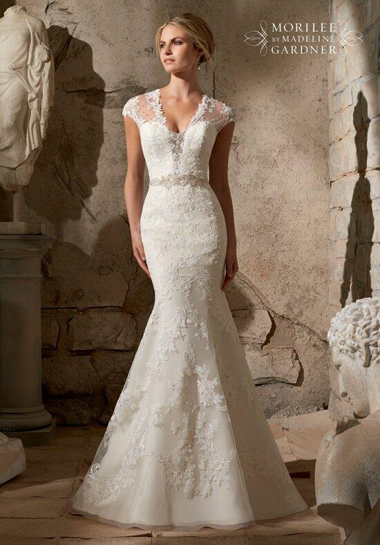 Mori Lee by Madeline Gardner 2706 Wedding Dress photo