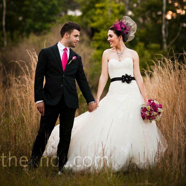 Wedding Dresses Jacksonville Fl: Black And White Shoes