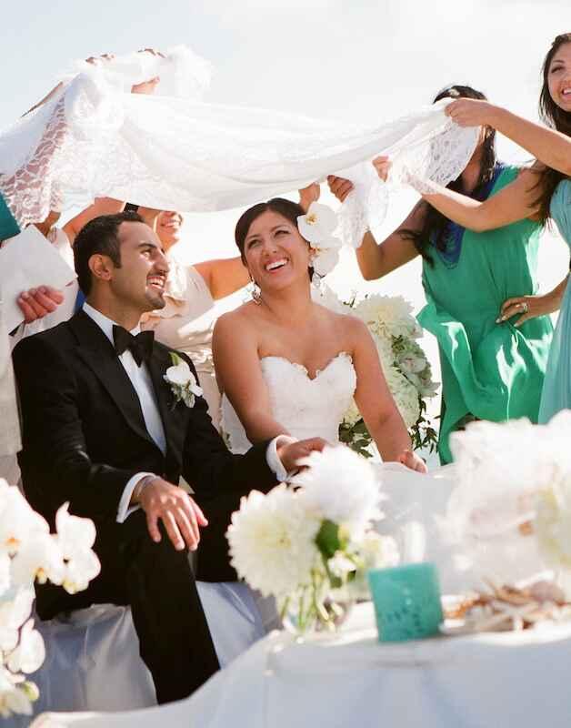 Ceremony Muslim Wedding Rituals