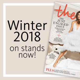 The Knot Winter 2018 magazine subscription details