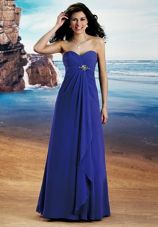 1 Wedding by Mary's Modern Maids M1057 Bridesmaid Dress photo