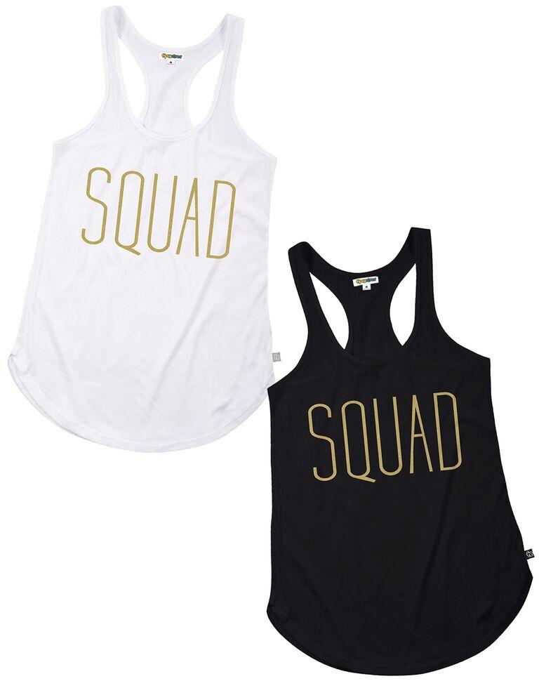 Squad Bachelorette Tank Top